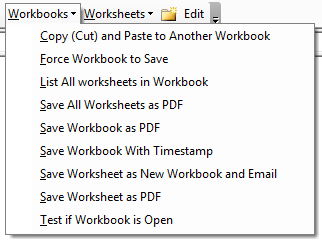 Workbooks Code Library